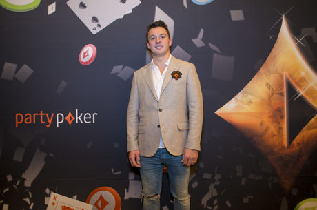 partypoker Sign Sam Trickett as an Ambassador