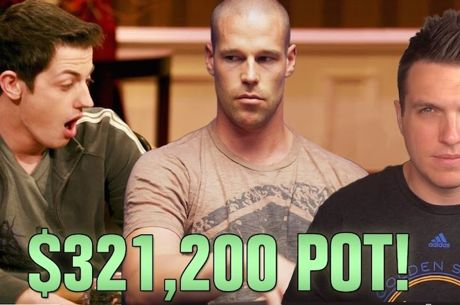 Doug Polk Analisa Pote de $321,000 Dwan vs. Antonius