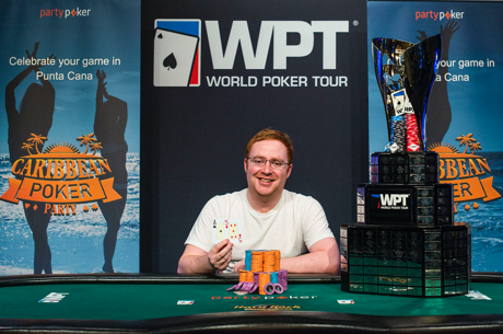 Niall Farrell remporte le World Poker Tour Caribbean pour 330.000$