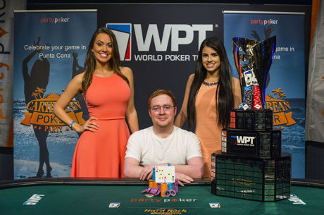 Niall Farrell Wins the WPT Caribbean Main Event for $335,000