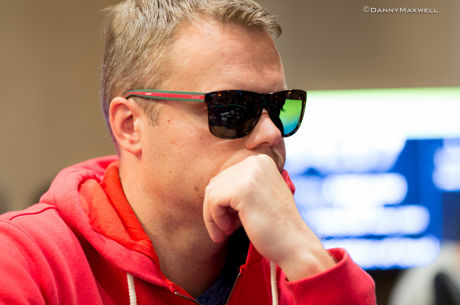 2016 Master Classics of Poker Amsterdam: Juha Helppi Leads, Carrel Makes Third Final Table