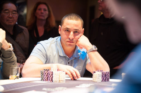 2016 Master Classics of Poker Amsterdam: Zoufri and Sperling Heads Up for the Title