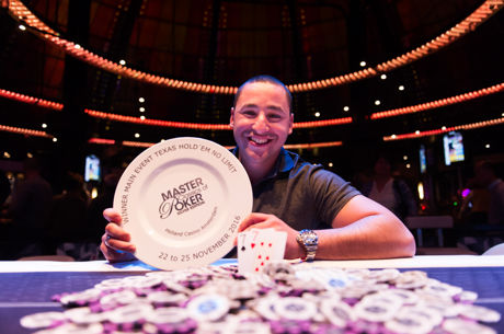 Хаким Зуфри выиграл главный турнир Master Classics of Poker...