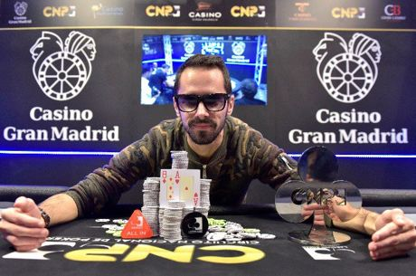 Sérgio Veloso Vence Gran Final CNP Madrid (€52,000)