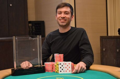 Travis Hartshorn Wins Borgata Fall Poker Open ($302,978)
