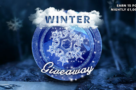 Over £60,000 to be Won in the Sky Poker Winter Giveaway