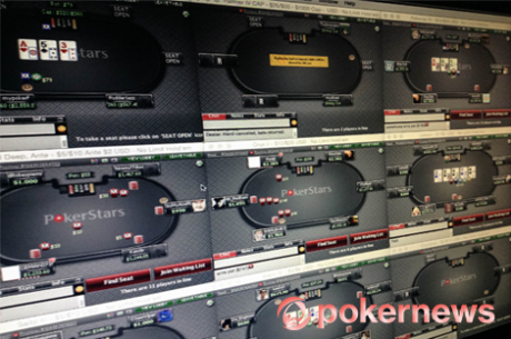 seabraking, myXadow e Yocoman9 Brilharam no Arranque da PokerStars.PT
