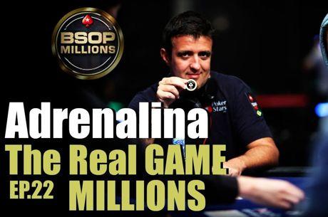 The Real Game -Adrenalina BSOP Millions 2016