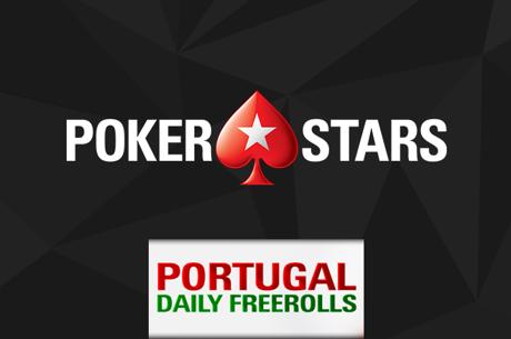 Freerolls Diários de €1.000 Até 12 de Dezembro na PokerStars.PT