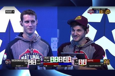"""This Was a Fun Hand"": Mike McDonald vs. Jonathan Jaffe in GPL Playoffs"