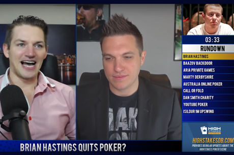 WATCH: TABLE TALK with Joey Ingram and Doug Polk Episode 2