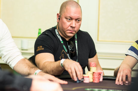 Unibet Open Bucharest: Markus Heikkila Leads After Day 1a