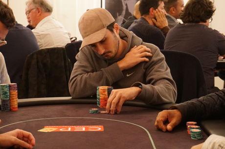 David Moñino endurece la lucha por el Campeonato de España de Poker