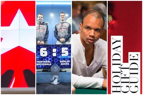 The Weekly Turbo: PokerStars, GPL, Ivey and Gift Guide: Hello, Holidays