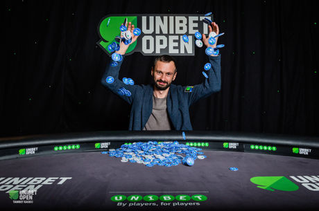 Traian Bostan Wins Record-Breaking 2016 Unibet Open Bucharest (€100,000)