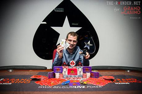 Belgian Poker Championship : Vlad Darie s'impose à Namur, le High Roller pour Kalidou Sow