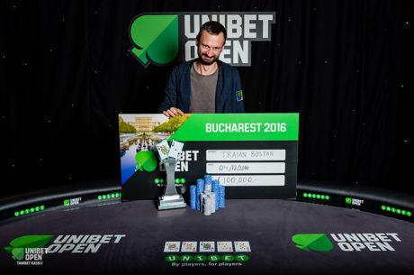 """""""Unibet Open"""" nugalėtoju tapo Rumunijos atstovas"""