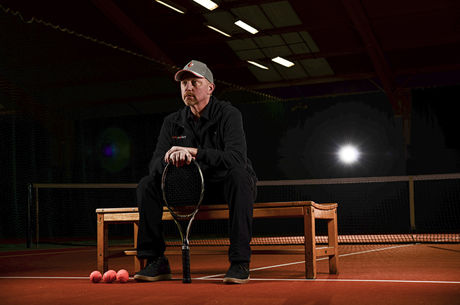 Former Tennis Ace Boris Becker Signs with partypoker