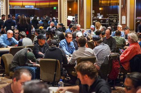WPT Five Diamond World Poker Classic'16 - Maior $10K da História