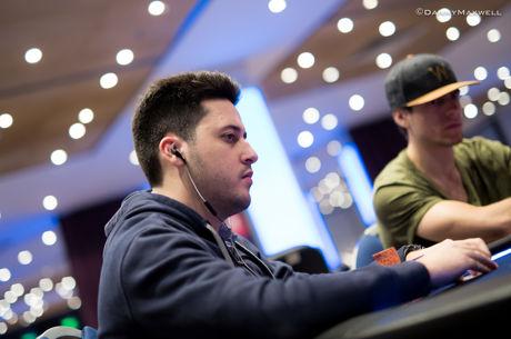 Adrián Mateos se queda a las puertas de ganar el $25K High Roller del WPT Five Diamond Poker...