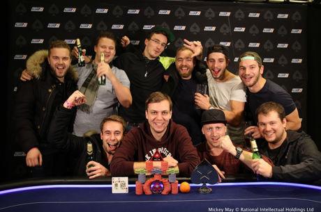 Stefan Schillhabel Vence €10k NL Hold'em Single Re-Entry EPT Praga