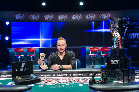 James Romero ganó el WPT Five Diamond World Poker Classic por $1.938.118