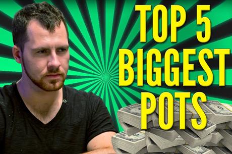 """Doug Polk Analisa os 5 Maiores Potes de Dan """"Jungleman"""" Cates"""