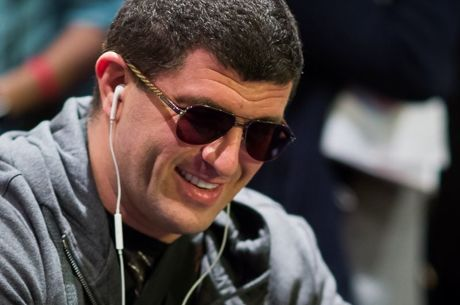 Leon Tsoukernik: chip leader finále Super High Rolleru