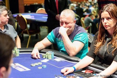 Росен Ангелов е на финалната маса на 2016 Eureka Poker Tour Прага Main Event