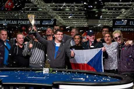 Prague : Leon Tsoukernik gagne l'ultime Super High Roller de l'histoire de l'EPT pour...