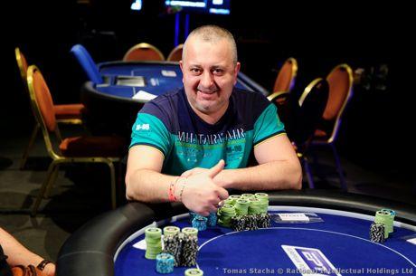 Четвърто място и €90,700 за Росен Ангелов на Eureka Poker Tour Прага Main Event