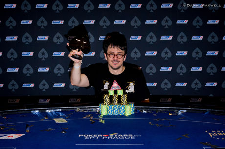 Isaac Haxton wint de PokerStars EPT Praag €25.500 Single-Day High Roller voor €559.200