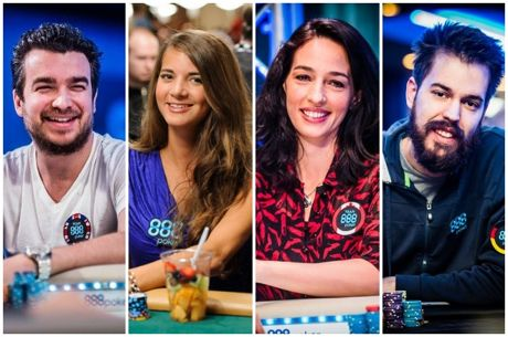 888poker Ambassadors Prep for the Holidays