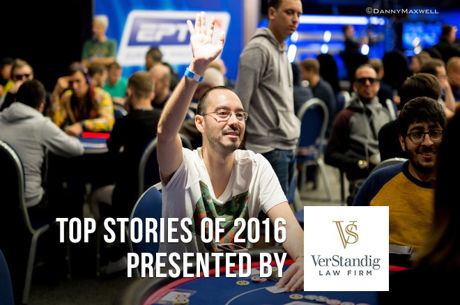 Top 10 Stories of 2016, #5: William Kassouf Dominates ESPN