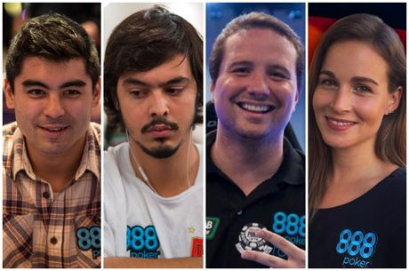 888poker Ambassadors Prep for the Holidays, Part 2