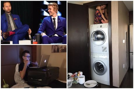 Tweet, Tweet, Bad Beat: Attachments, Hiding and Socking It with Biebs and Negreanu