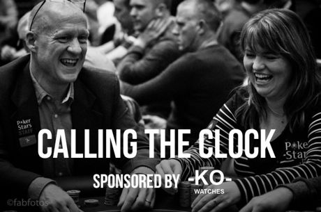 Calling the Clock with Lee Jones Sponsored by KO Watches
