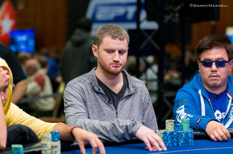 David Peters Trying to Cap Stellar Year With EPT Win