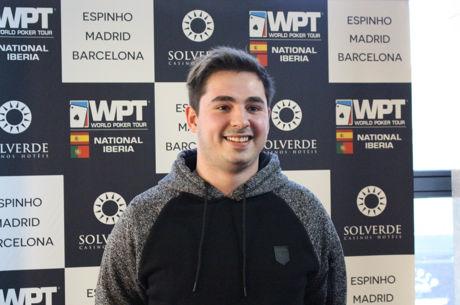 Tiago Neto Comanda Dia 2 do Main Event Solverde Poker Season 2016