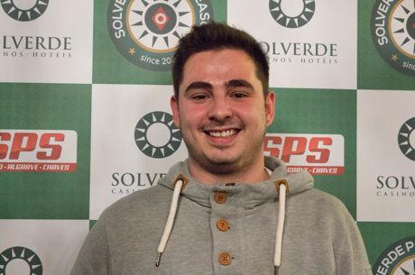Tiago Neto Lidera Mesa Final do Main Event Solverde Poker Season