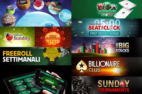 Le Migliori Promozioni di Poker Online del Momento