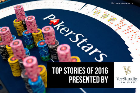 Top 10 Stories of 2016, #4: Big Changes at PokerStars