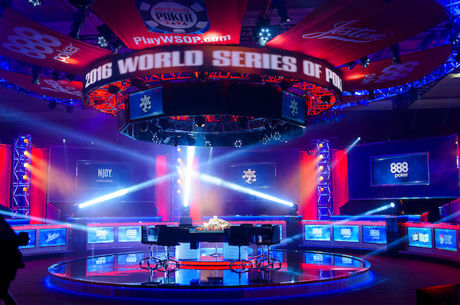 2017 World Series of Poker Dates Announced