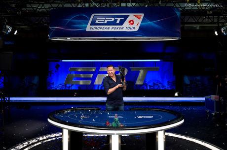 Яспер Мейер ван Путтен выиграл главный турнир EPT13...