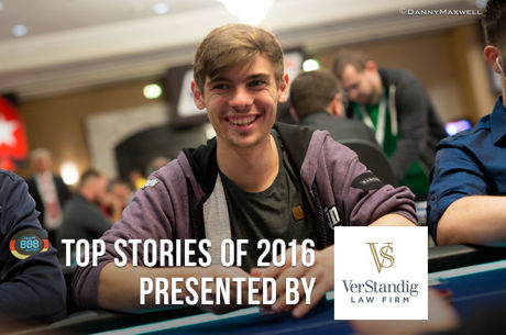 Top 10 Stories of 2016, #2: Once-In-a-Lifetime Heater for Fedor Holz
