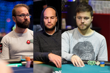 Best of 2016, #7: Negreanu, Idema, and Bonkowski Highlight WSOP Day 15
