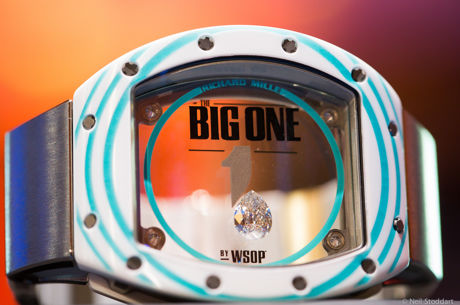 Top 10 Histórias 2016, #10: Big One For One Drop Exclusivo a Recreativos