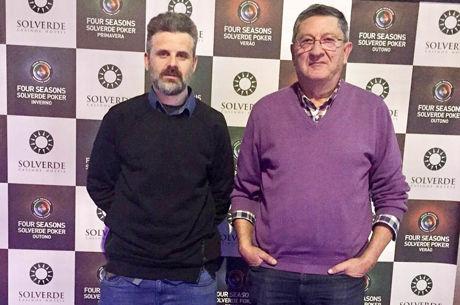Domingos Besteiro Vence Finalíssima Four Seasons Solverde Poker HCC