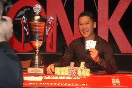 """Interview ONKP-winnaar Binh-An Nguyen: """"Ik ben wel iemand die wil winnen!"""""""