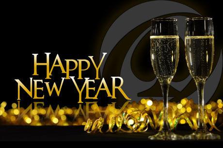 PokerNews.nl wenst iedereen een Gelukkig Nieuwjaar!